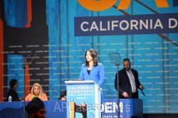 Pictures of California Democratic Party State Convention, San Francisco, CA, USA