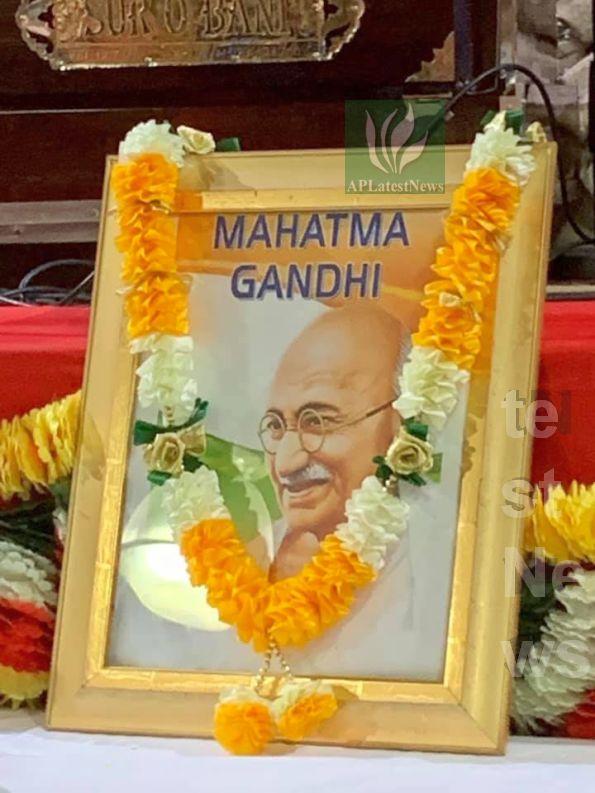 150th Birth Anniversary of Mahatma Gandhi and Shastri, Fremont, CA, USA - Picture 6