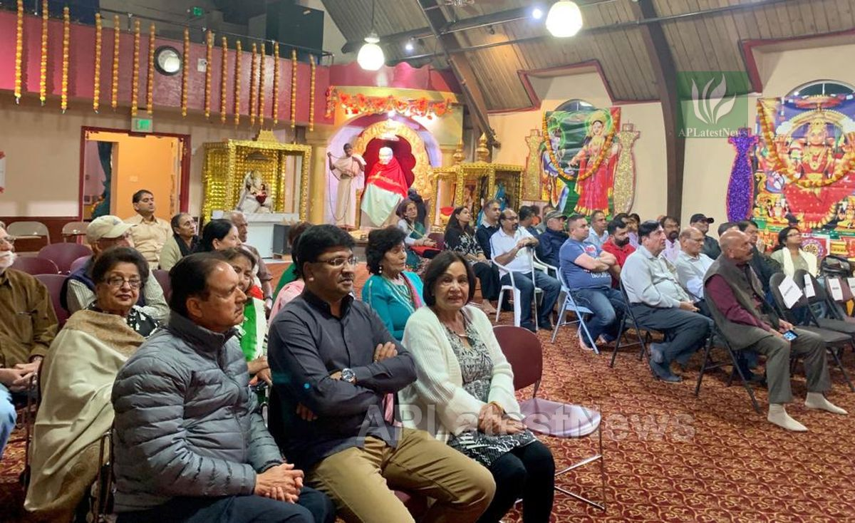 150th Birth Anniversary of Mahatma Gandhi and Shastri, Fremont, CA, USA - Picture 3