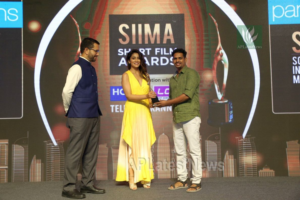 Film Celebrities at SIIMA 2019 Curtain Raiser, Hyderabad, TS, India - Picture 16