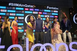 Film Celebrities at SIIMA 2019 Curtain Raiser, Hyderabad, TS, India - Picture 9
