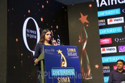 Film Celebrities at SIIMA 2019 Curtain Raiser, Hyderabad, TS, India - Picture 30
