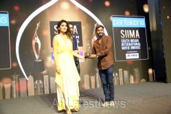 Film Celebrities at SIIMA 2019 Curtain Raiser, Hyderabad, TS, India - Picture 15