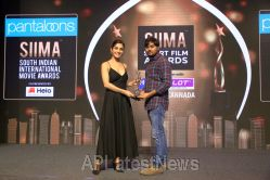 Film Celebrities at SIIMA 2019 Curtain Raiser, Hyderabad, TS, India - Picture 7
