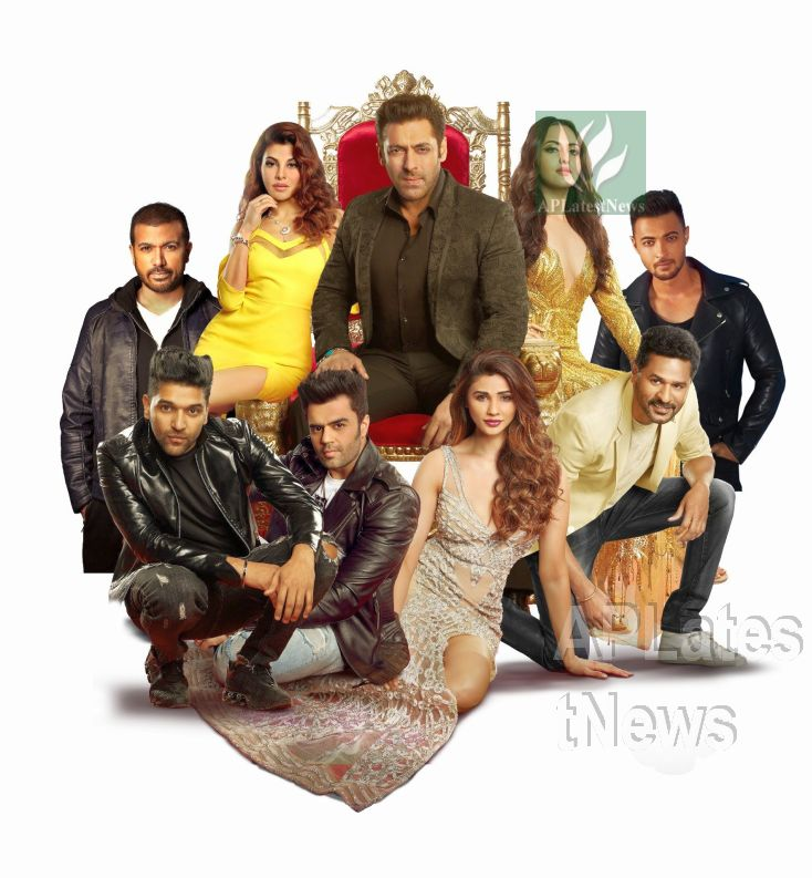 Da-Bangg Live in Concert - Big Bang by Bollywood Superstars to be held in Hyderabad - Picture 16