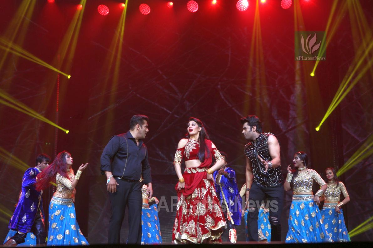 Da-Bangg Live in Concert - Big Bang by Bollywood Superstars to be held in Hyderabad - Picture 10