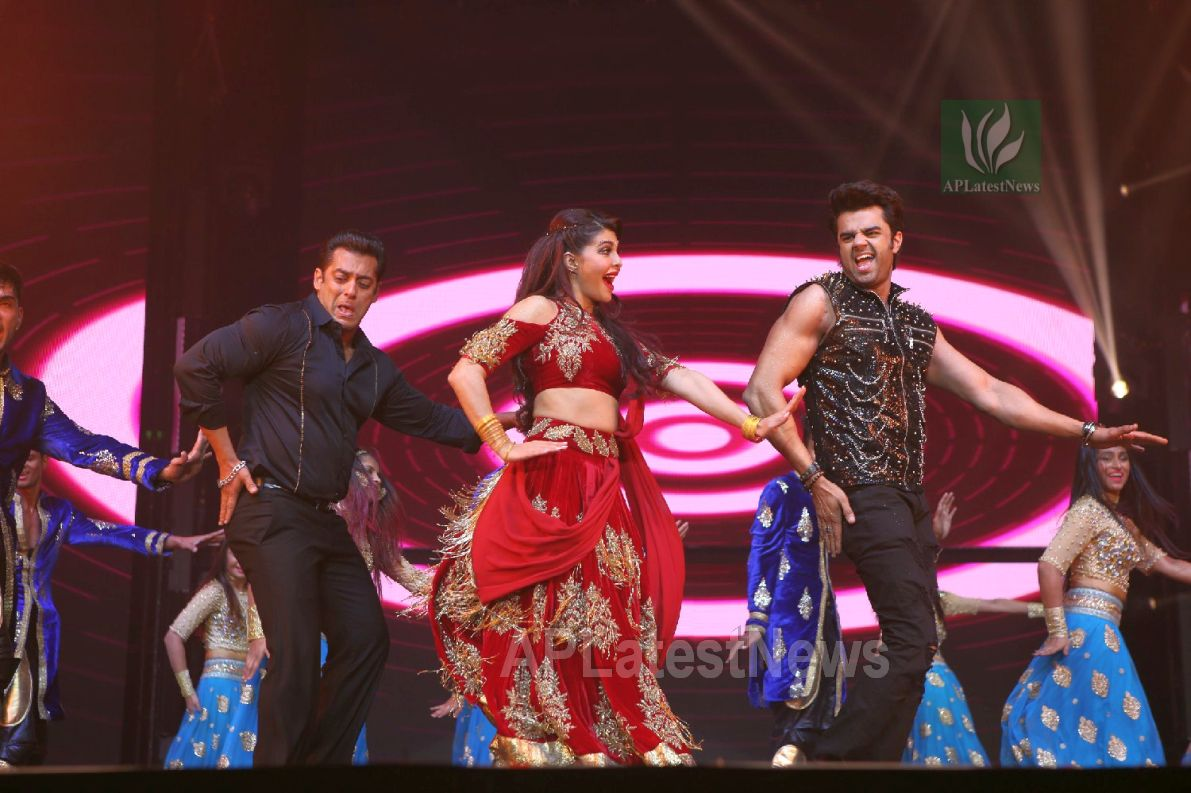 Da-Bangg Live in Concert - Big Bang by Bollywood Superstars to be held in Hyderabad - Picture 31
