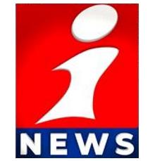INews(Telugu  వేడి తాజా టీవీ వార్తలు,  విశేషాలు, భక్తి , సంగీతం  ) Channel Live TV Streaming