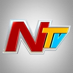 NTV(Telugu  వేడి తాజా టీవీ వార్తలు,  విశేషాలు, భక్తి , సంగీతం  ) Channel Live TV Streaming