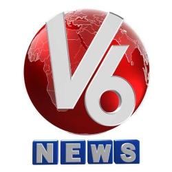 V6 News(Telugu  వేడి తాజా టీవీ వార్తలు,  విశేషాలు, భక్తి , సంగీతం  ) Channel Live TV Streaming